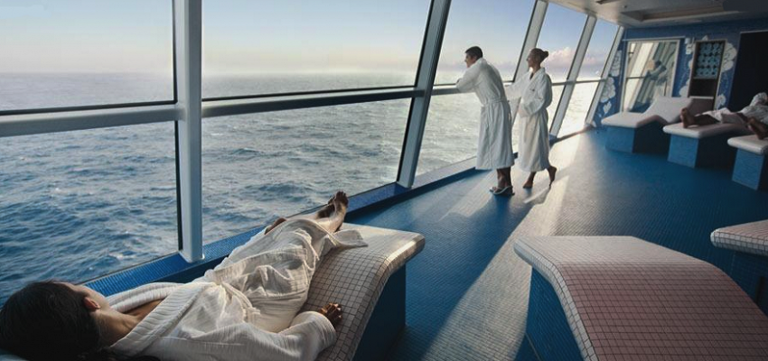 Healthy Indulgences at Sea Cruises