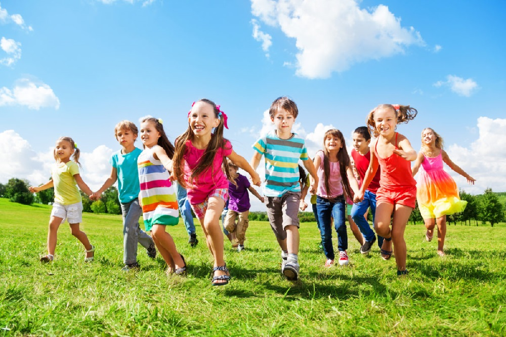 How to Encourage Your Kids to Get Active