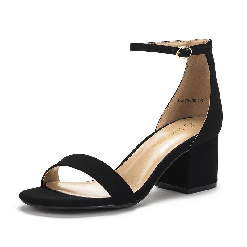 Types of heels