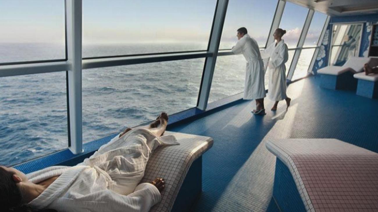 Healthy Indulgences at Sea Cruises