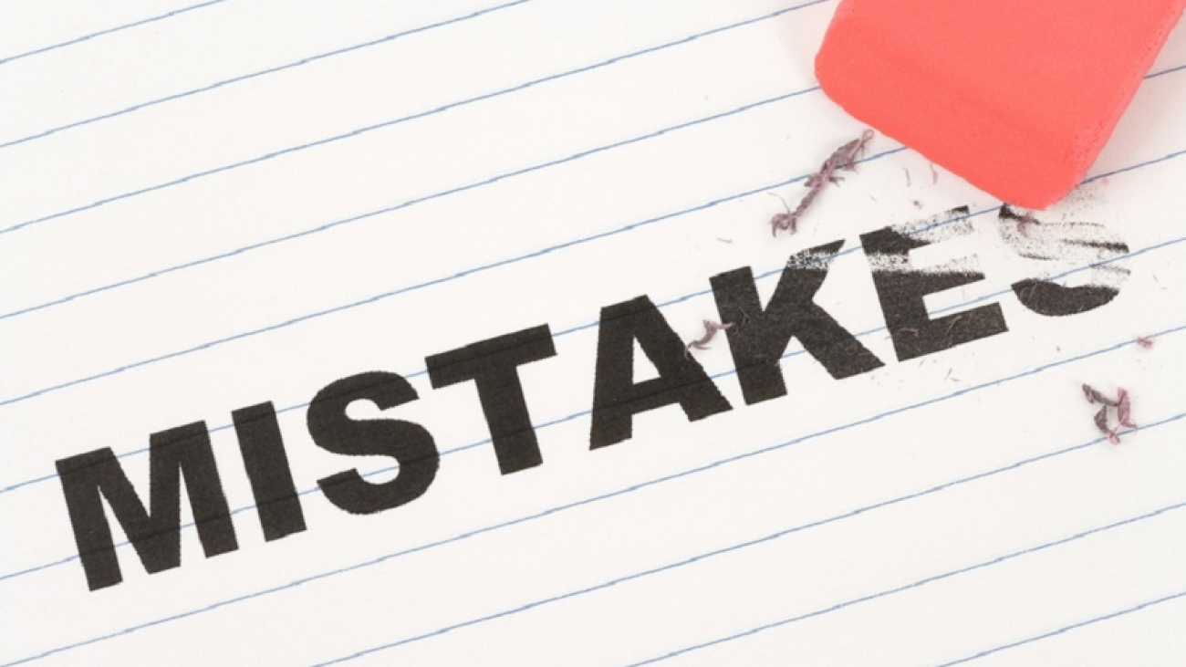 5 Common Mistakes That College Students Make