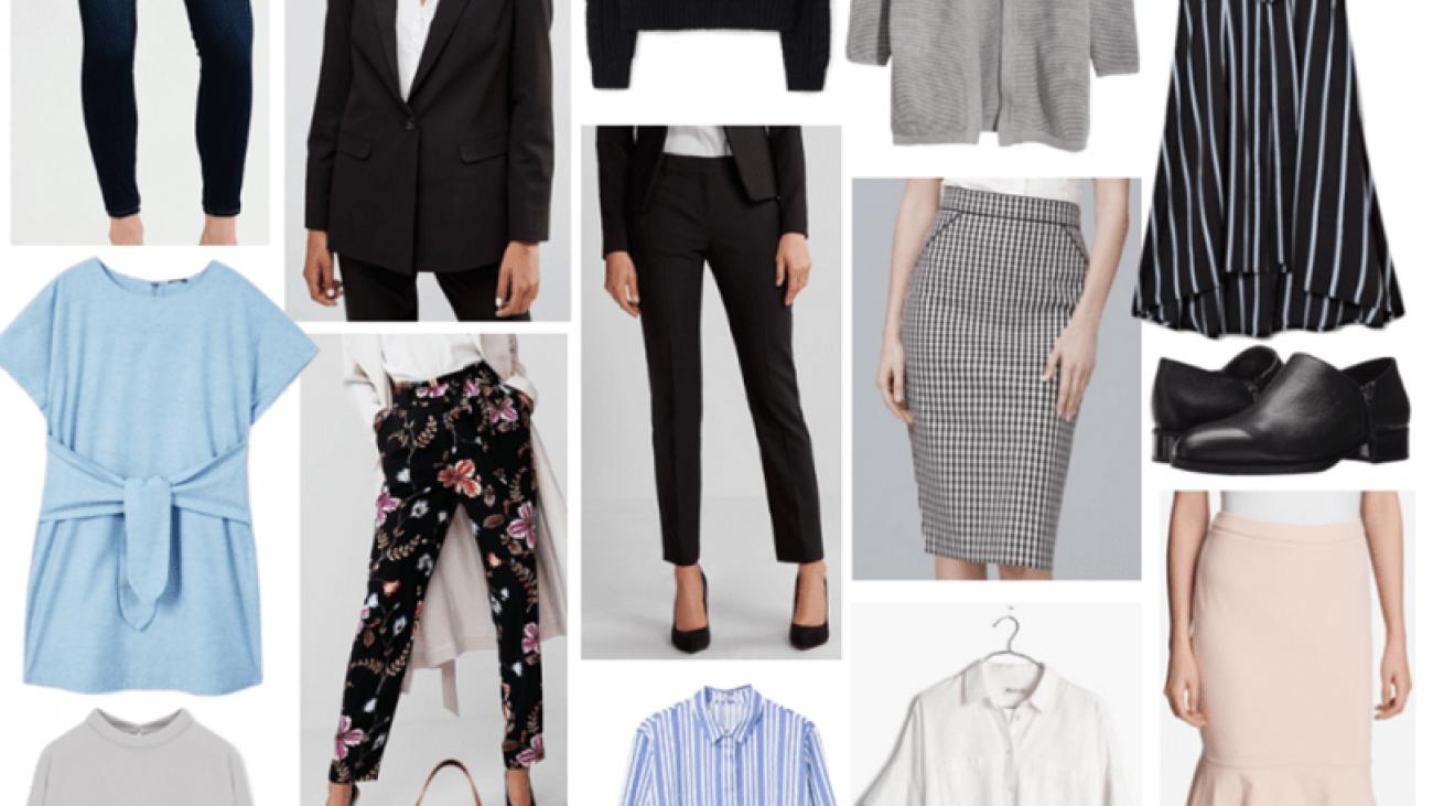 Buying Wardrobe Essentials