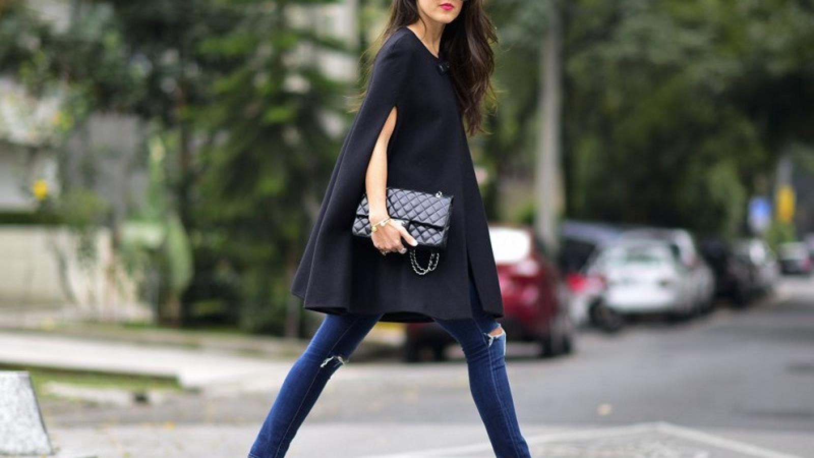 dressing elegantly