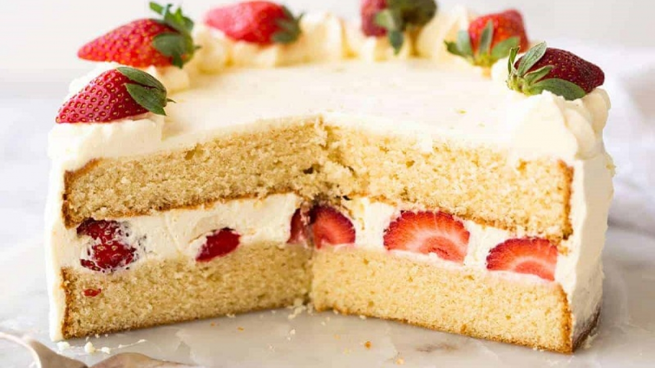 The diet cake recipe for a healthy and diabetes-free Mother's Day