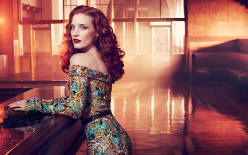 The 17 most beautiful redhead actress in Hollywood