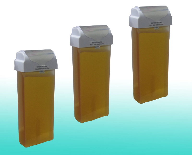 Types of wax for depilation