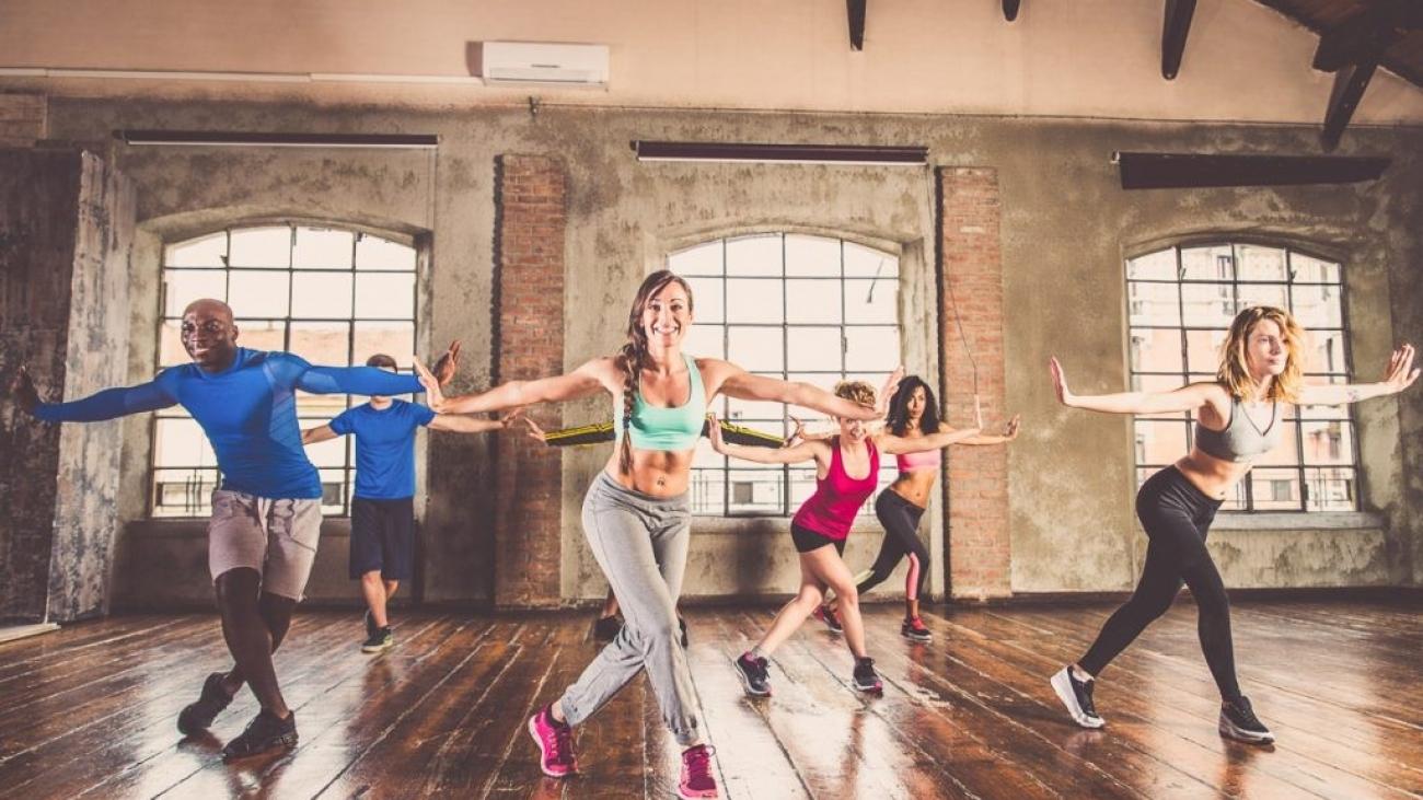 online dance trends