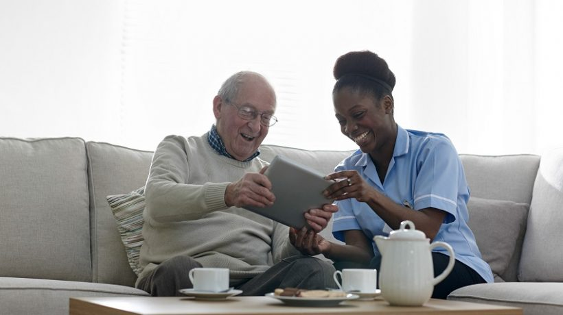 How to Arrange Care for an Elderly Parent