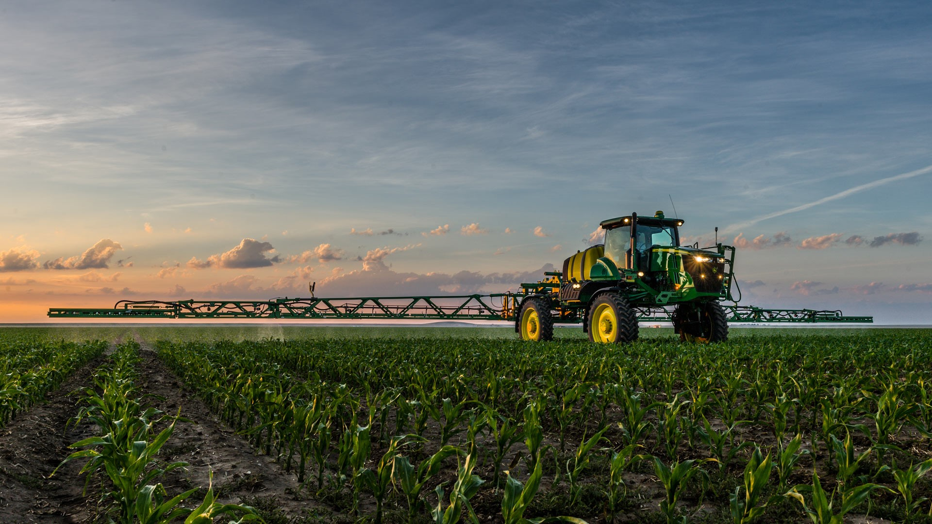 Sourcing Agricultural Equipment
