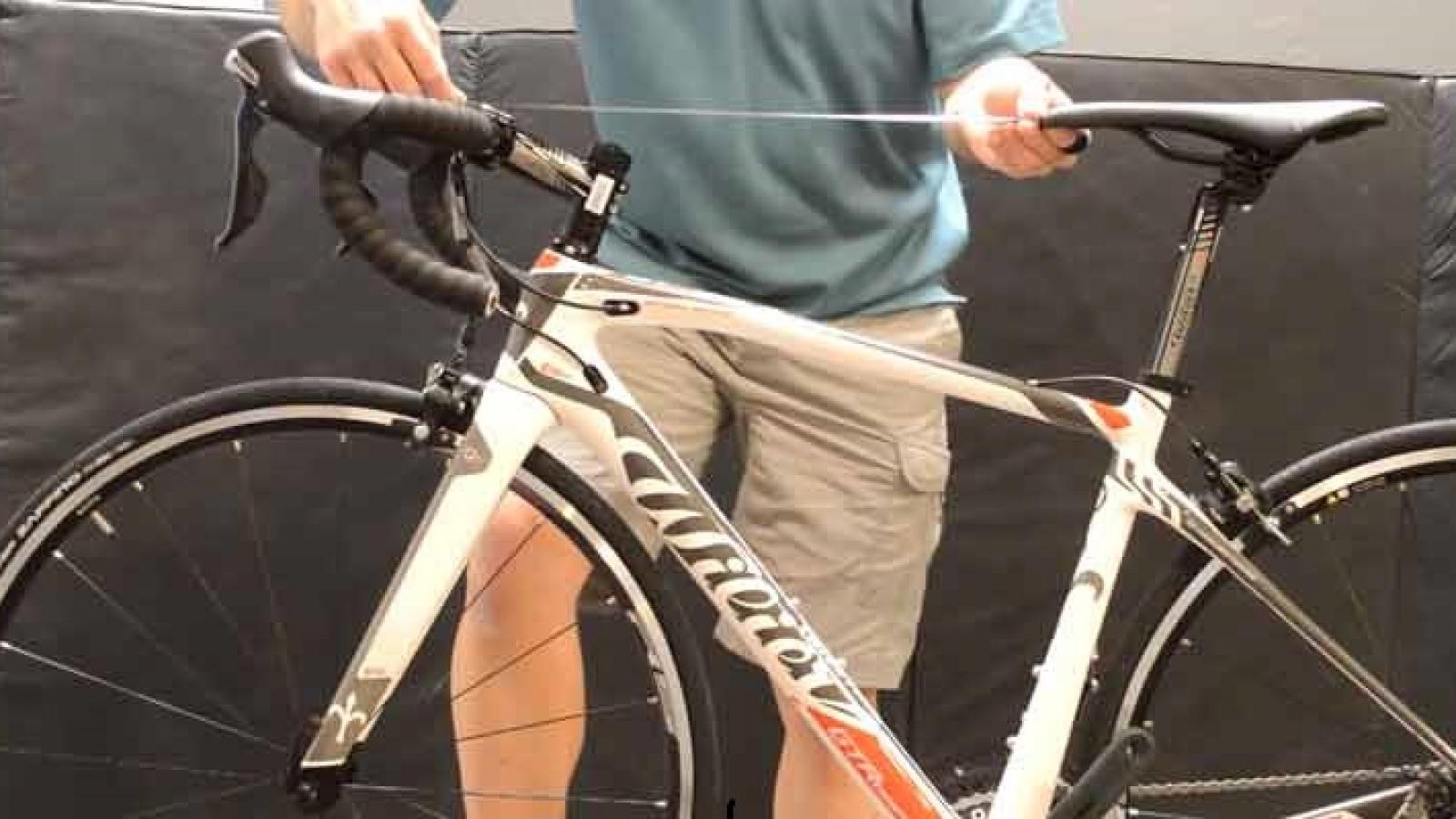 measure a bike
