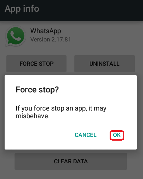 Is it better to disable or force stop an app