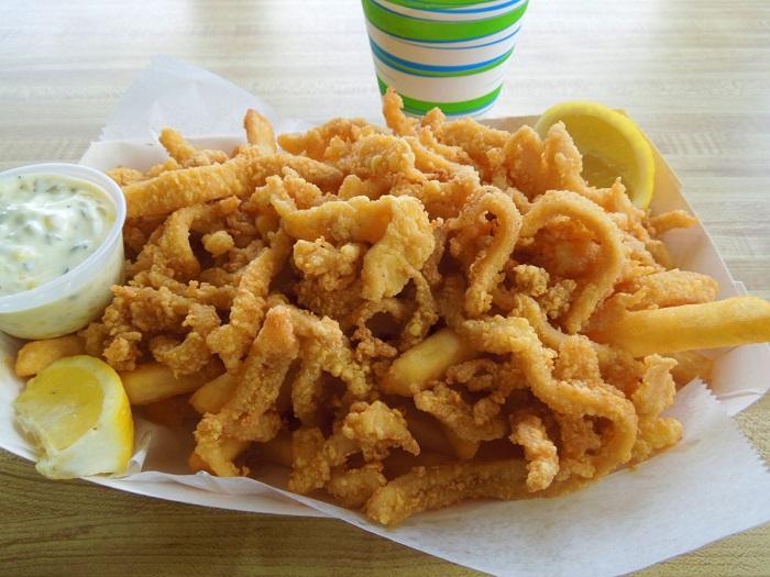 clam strip recipe