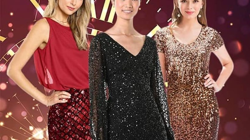 New years eve dress: What should we wear?