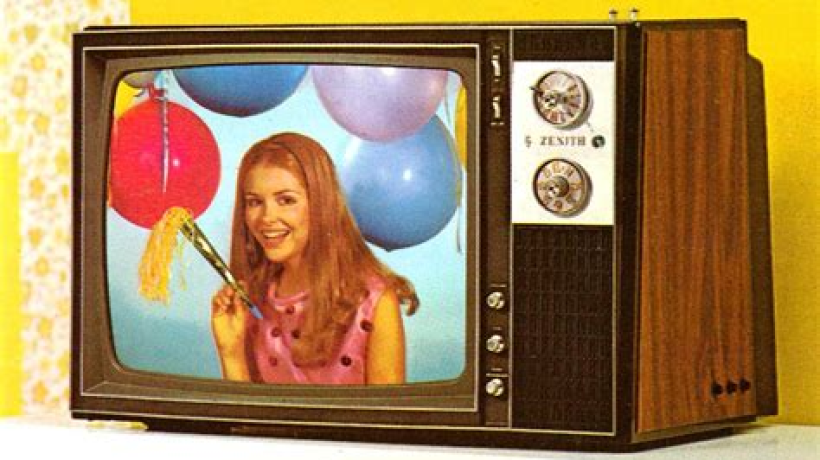 Television from the 1920s to the 1990s